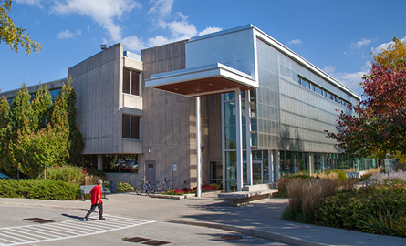 Photo of Burlington Public Library