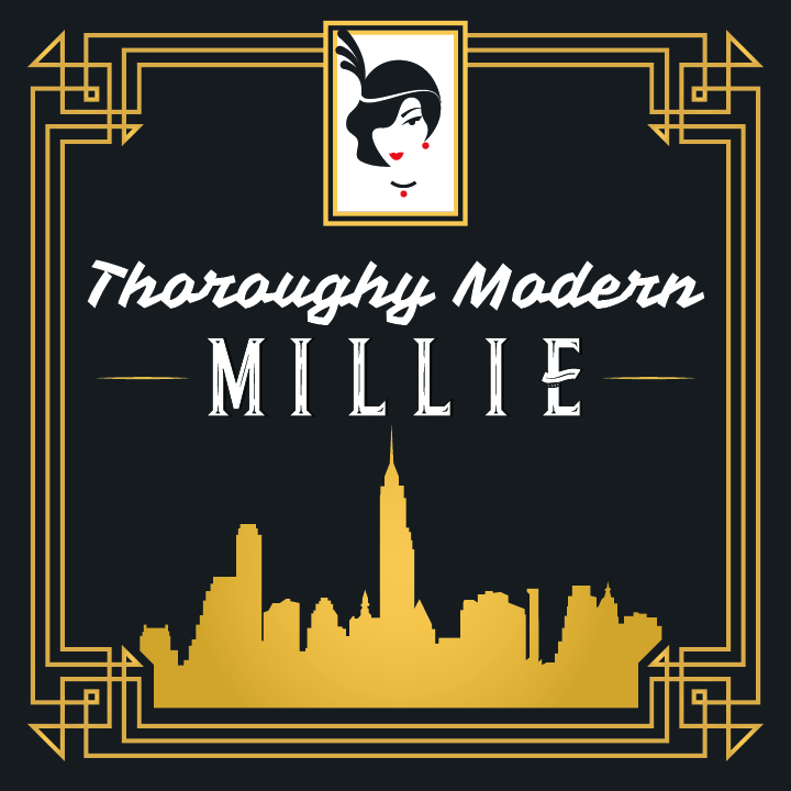 Thoroughly Modern Millie visual identifier