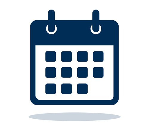 City Meeting Calendar Icon