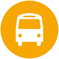 Make Public Transit Enjoyable Icon
